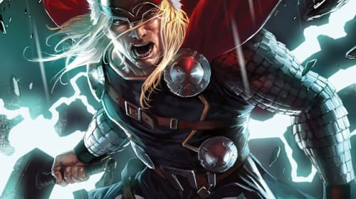 How to Build Thor in 'The Pathfinder' RPG