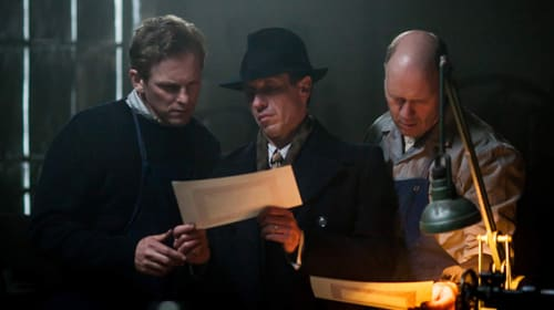'The Resistance Banker' (Bankier Van Het Verzet) Movie Review