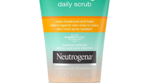 Miracle Scrub from Neutrogena?