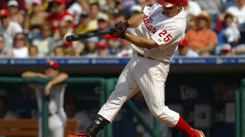 Jim Thome's Case for Hall of Fame