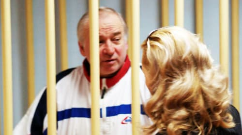 The Link Between Sergei Skripal and the Trump Russia Dossier - Christopher Steele Returns