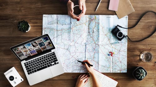 How to Plan Your First Travel Backpacking Trip (Like a Boss)