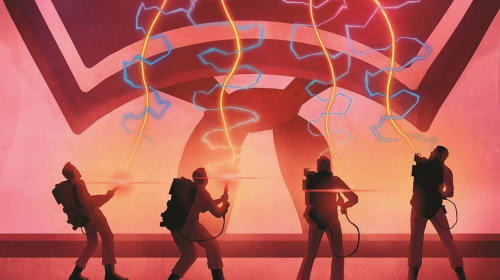 How the Ghostbusters Franchise Fought for Survival