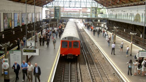 The Train Travellers Spotting Guide