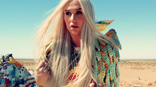 Ke$ha's 'Rainbow' Is a Hopeful Comeback After Five Year Hiatus