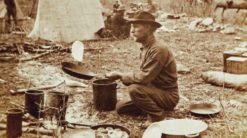 Authentic Civil War Recipes