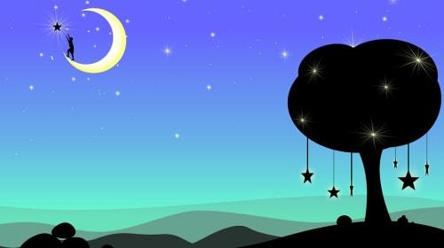 Moon and Star Metaphors