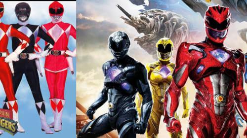 Saban's Power Rangers–2017