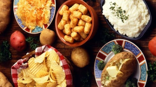 Many Ways to Cook White Potatoes