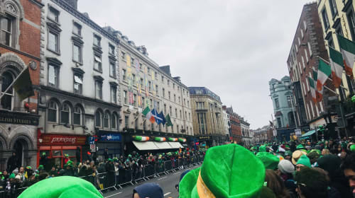 The Authentic Saint Patty's Day Experience