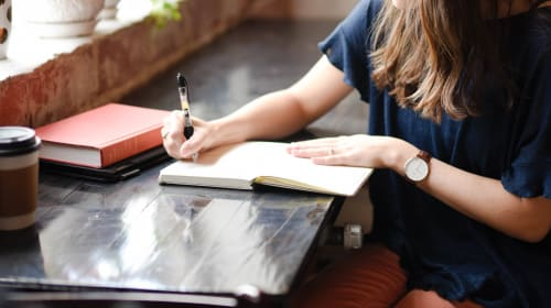 5 Steps to Finally Finishing Your Novel's First Draft
