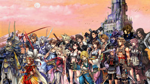 'Final Fantasy' March Madness: Round 2-1