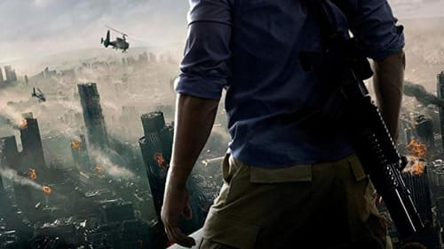 Reed Alexander's Horror Review of 'World War Z' (2013)