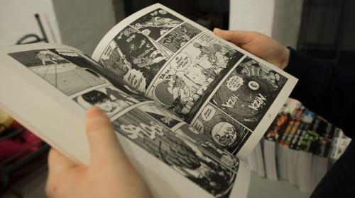 Comics Writing: How to Start