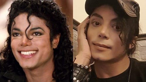 This Woman's Boyfriend Looks Exactly Like Michael Jackson, and Twitter Can't Get Over It