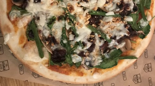 4 Epic Places to Enjoy Vegan Pizza in the UK