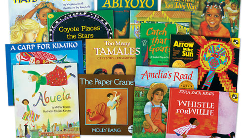Multicultural Children's Literacy Collection