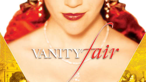 Reading Journal: 'Vanity Fair'