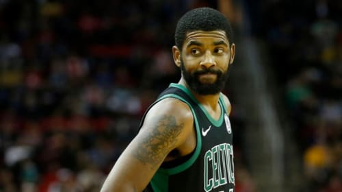 What Is Kyrie Irving's Future in Boston?