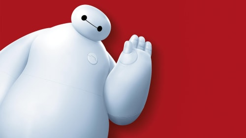 "Baymax Or Bust - Disney To ""Soon"" Have Huggable Robots"