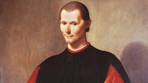 Machiavellian Authority on the Renaissance Stage