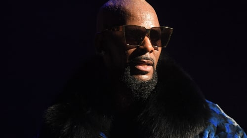 R. Kelly Charged with 10 Counts of Sexual Abuse Charges