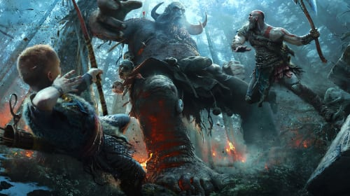 'God of War': A Role Model for an Entire Industry