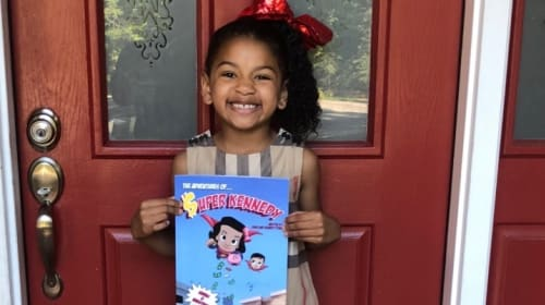 6-year-old Author Reaches Major Milestone and Garners National Attention With Debut Book
