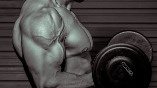 The 3 Best Workout Supplements for Building Muscle Mass