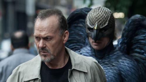 The Irrelevance of Birdman