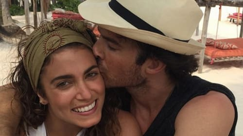 Nikki Reed and Ian Somerhalder's Pregnancy Announcement Will Melt Your Heart