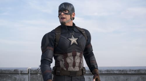 Captain America Was Always Worthy?