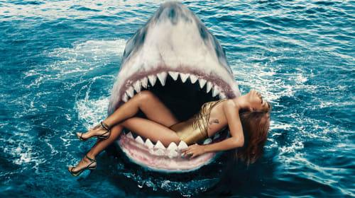 Deadliest Movie Sharks