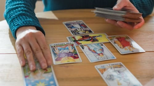 Getting Started With Tarot