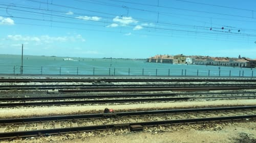 Thoughts to Venice (on a Train)