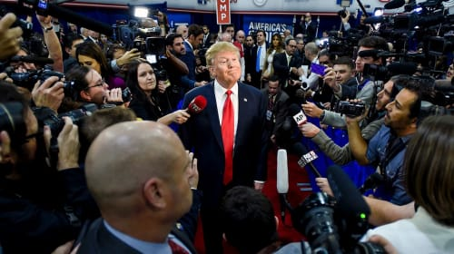 Dear Donald, Thank You for Keeping Media Companies Busy