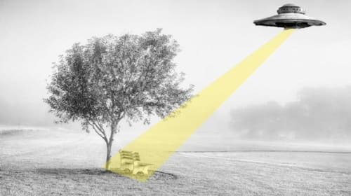 Are UFO Sightings and Stories Subliminal Dissemination?