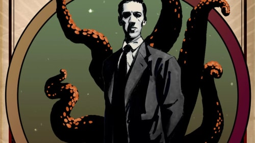 Lovecraft in Anime