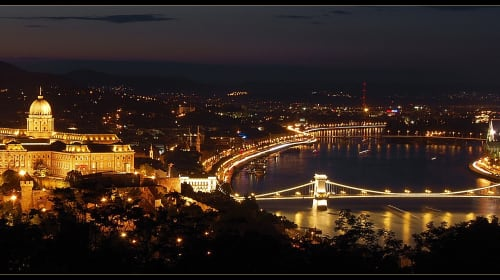 Budapest and My Heart