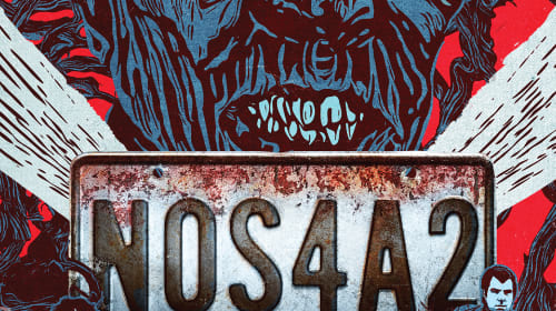 Book Review: 'NOS4A2'