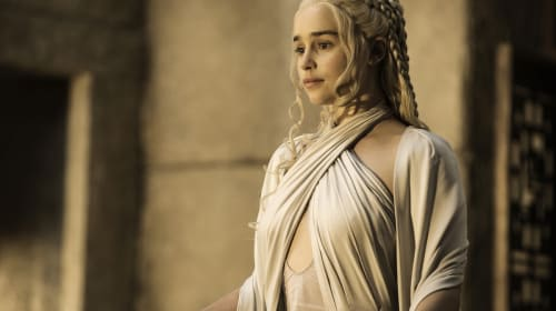 Daenerys Targaryen Saved My Life