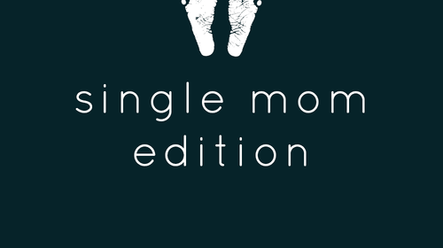 Thoughts of a Single Mom