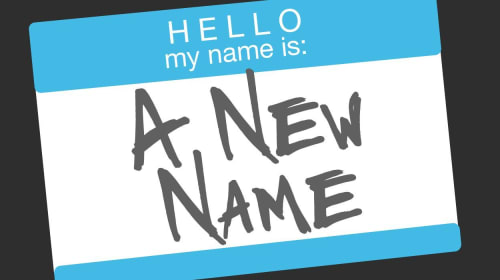 Why I Changed My Name at 25-Years-Old and How Does It Feel