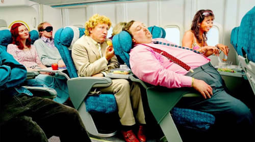 20 People We All Hate While Flying