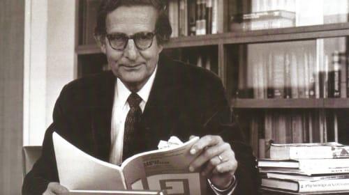 H.J. Eysenck Interview