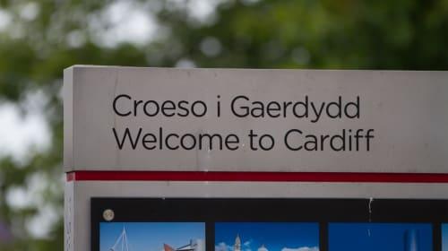 Welcome to Caerdydd