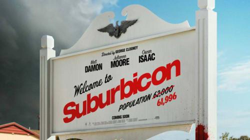 Welcome to Suburbicon