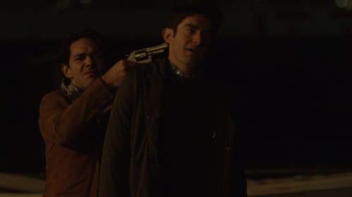 "'Instinct:' S02.E09. ""Manhunt"""