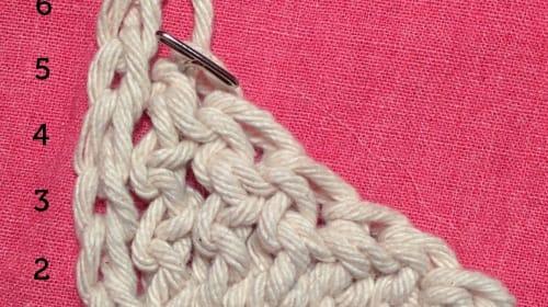 7 Basic Crochet Stitches