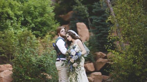 Geeky Weddings That You Won't Believe